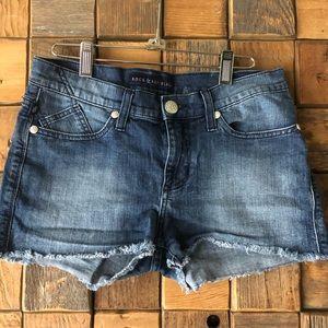 Rock & Republic Cutoff Jean Shorts